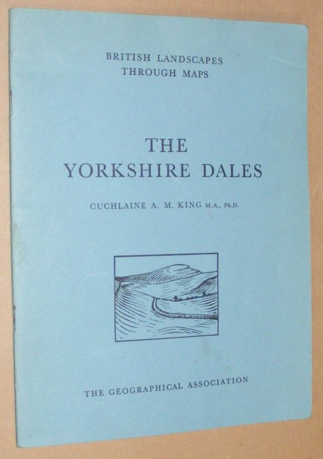 Image for The Yorkshire Dales: a description of the O.S. One-Inch Sheet 90: Wensleydale (British Landscape Through Maps 2)