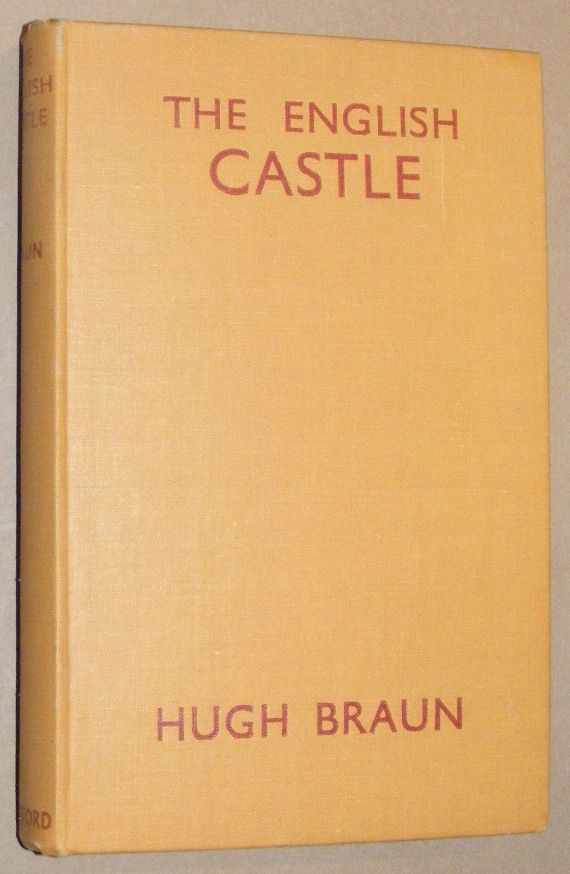 Image for The English Castle (The British Heritage Series)