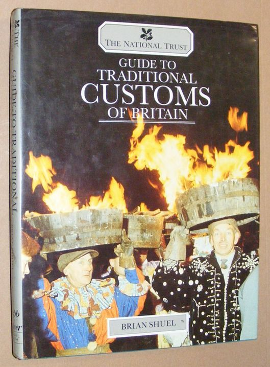 Image for The National Trust Guide to Traditional Customs of Britain