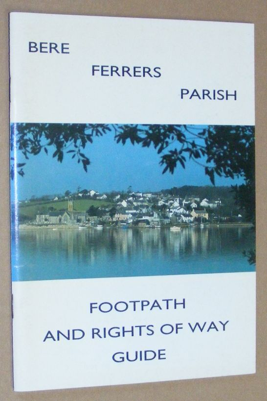 Image for Bere Ferrers Parish Footpath and Rights of Way Guide