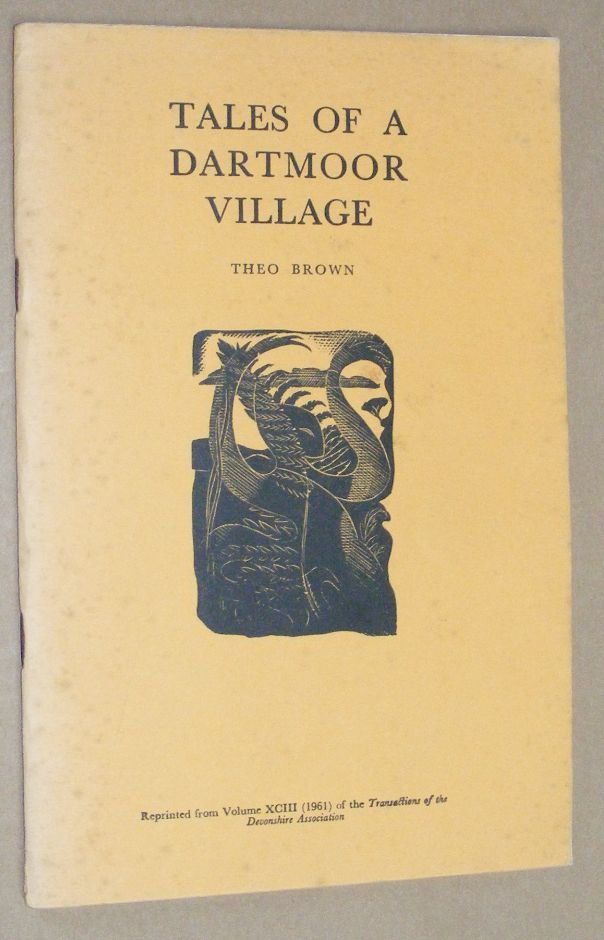 Image for Tales of a Dartmoor Village: some preliminary notes on the folklore of Postbridge