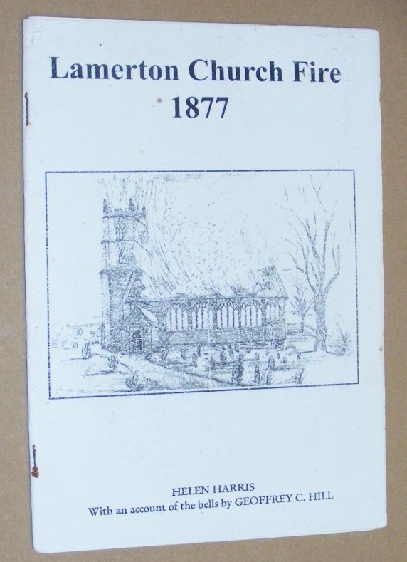 Image for Lamerton Church Fire 1877