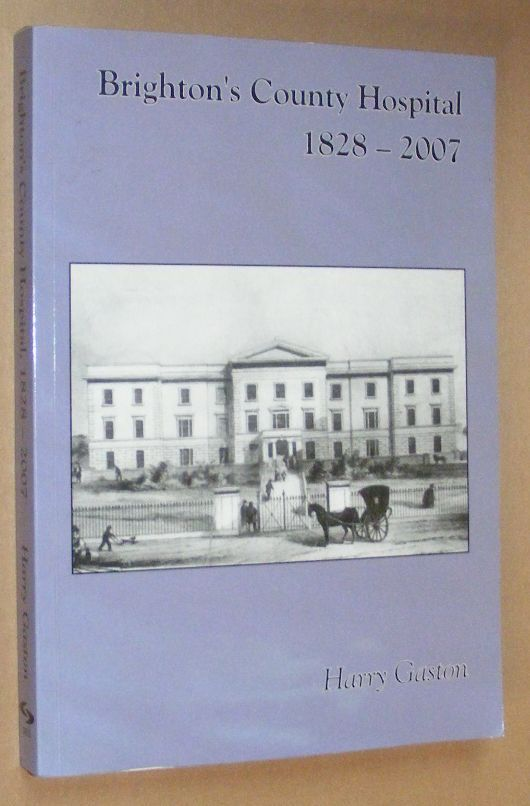 Image for Brighton's County Hospital 1828-2007
