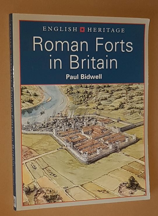 Image for English Heritage Book of Roman Forts in Britain