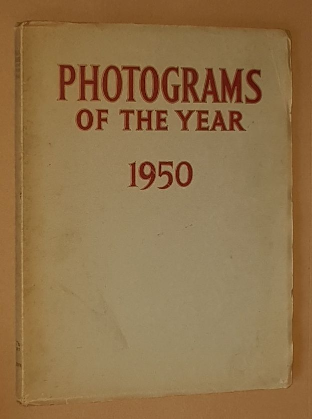 Image for Photograms of the Year 1950 (The Annual Review of the World's Photographic Art)