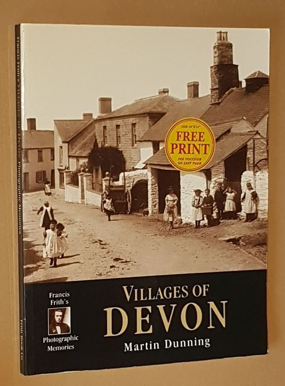 Image for Francis Frith's Villages of Devon (Francis Frith's Photographic Memories)