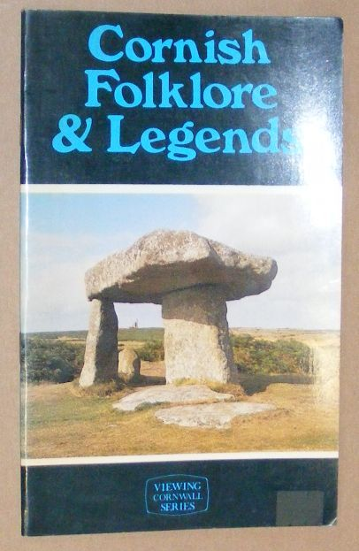Image for Cornish Legends & Folklore