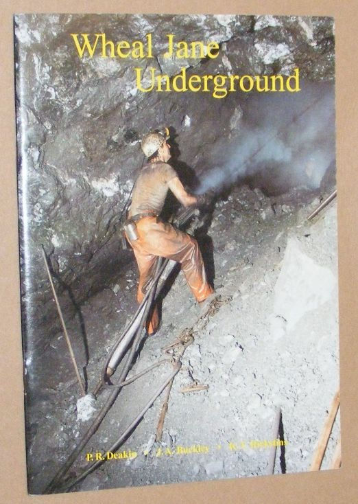 Image for Wheal Jane Underground