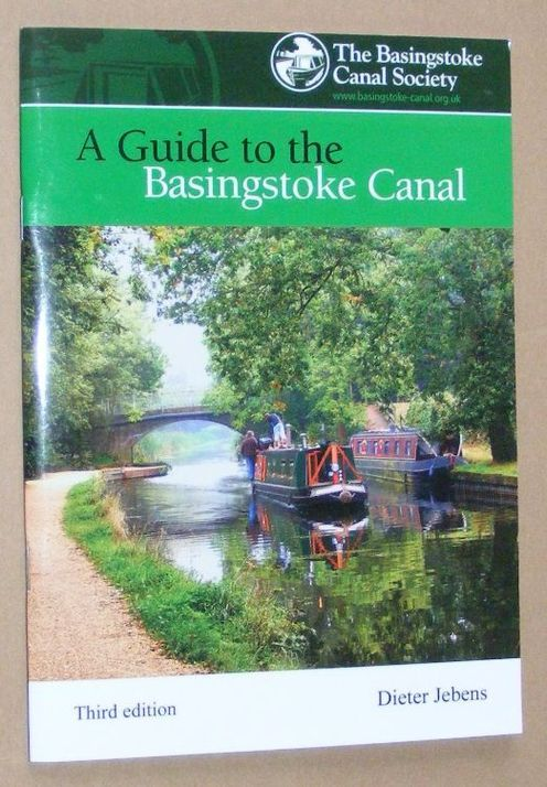 Image for A Guide to the Basingstoke Canal