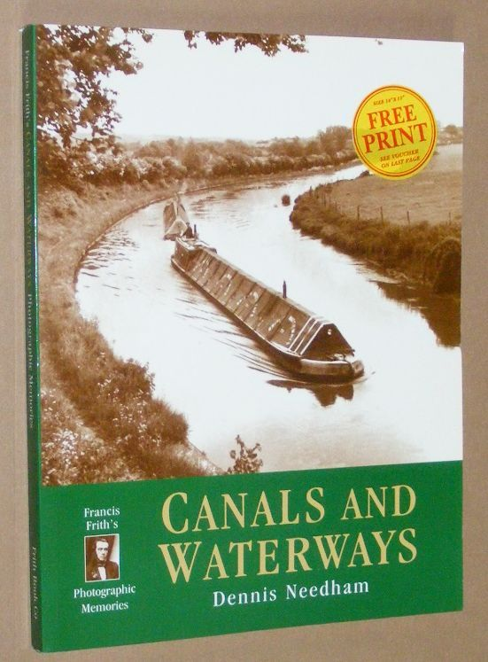 Image for Francis Frith's Canals and Waterways (Photographic Memories)