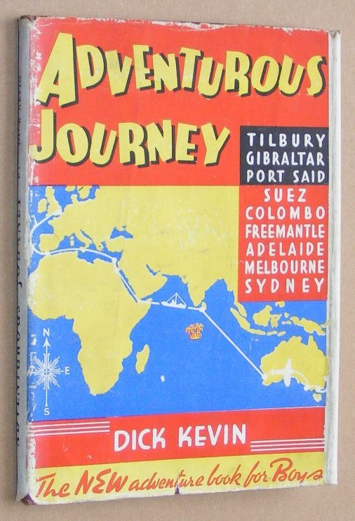 Image for Adventurous Journey: an adventure book for boys