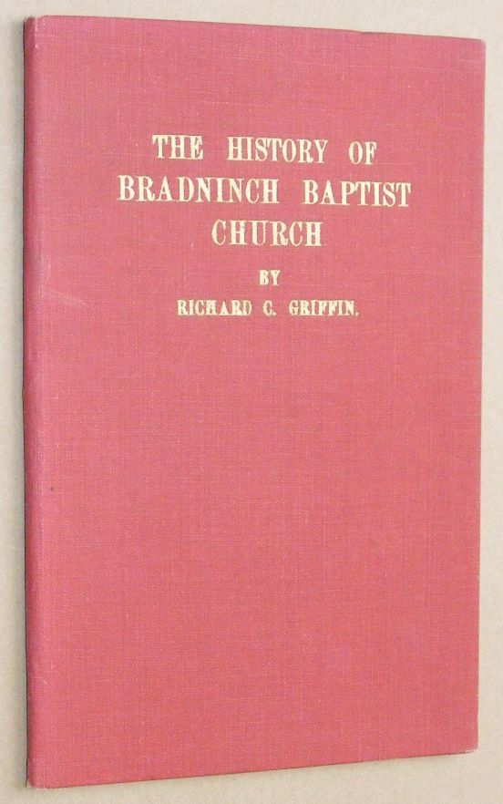 Image for The History of Bradninch Baptist Church