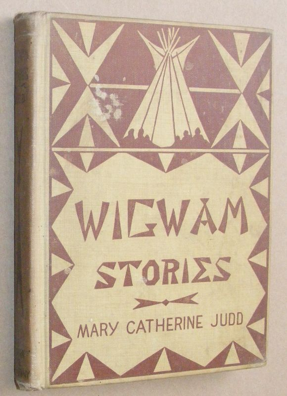 Image for Wigwam Stories told by North American Indians