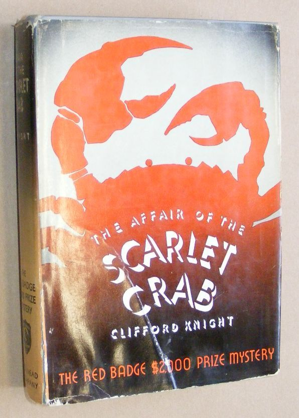 Image for The Affair of the Scarlet Crab (The Red Badge $2,000 Prize Mystery)