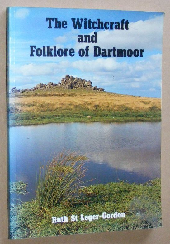 Image for The Witchcraft and Folklore of Dartmoor