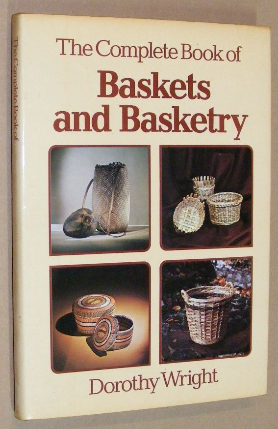 Image for The Complete Book of Baskets and Basketry