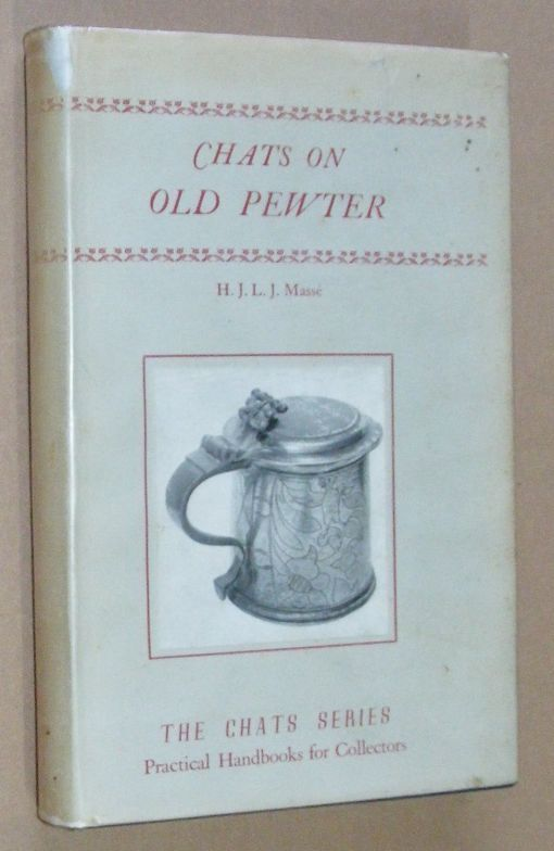 Image for Chats on Old Pewter