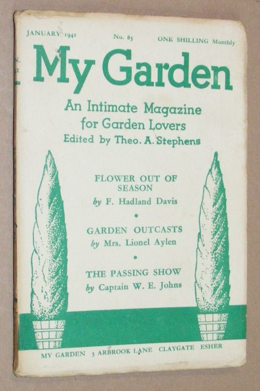 Image for My Garden: an Intimate Magazine for Garden Lovers. No.85 January 1941