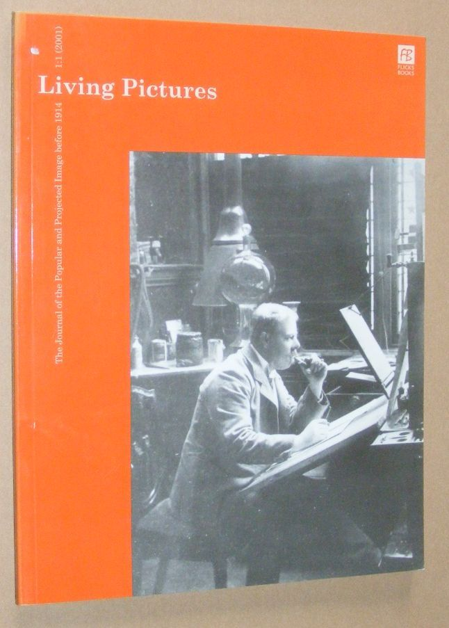 Image for Living Pictures 1:1 (2001), The Journal of the Popular and Projected Image before 1914