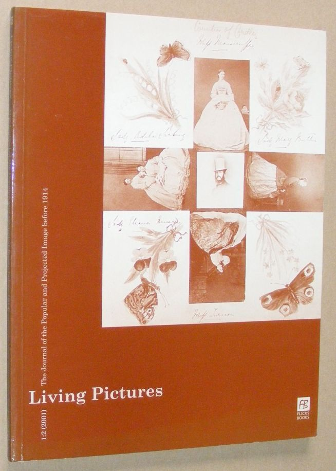 Image for Living Pictures 1:2 (2001), The Journal of the Popular and Projected Image before 1914