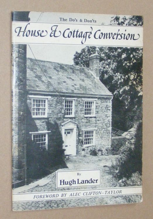 Image for A Guide to the Do's & Don'ts of House & Cottage Conversion