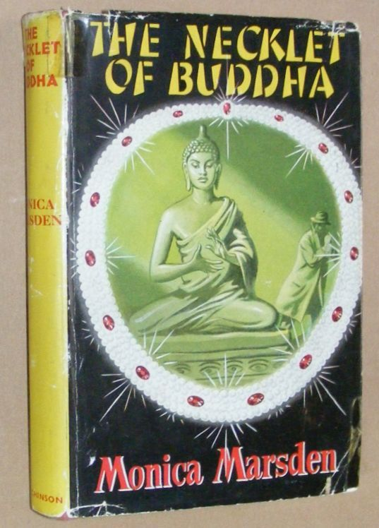 Image for The Necklet of Buddha: an adventure story