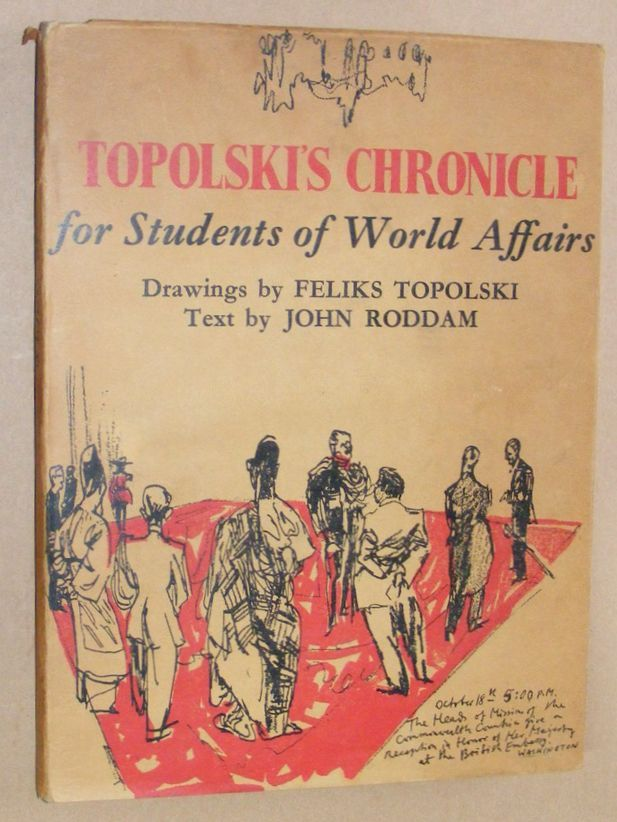 Image for Topolski's Chronicle for Students of World Affairs