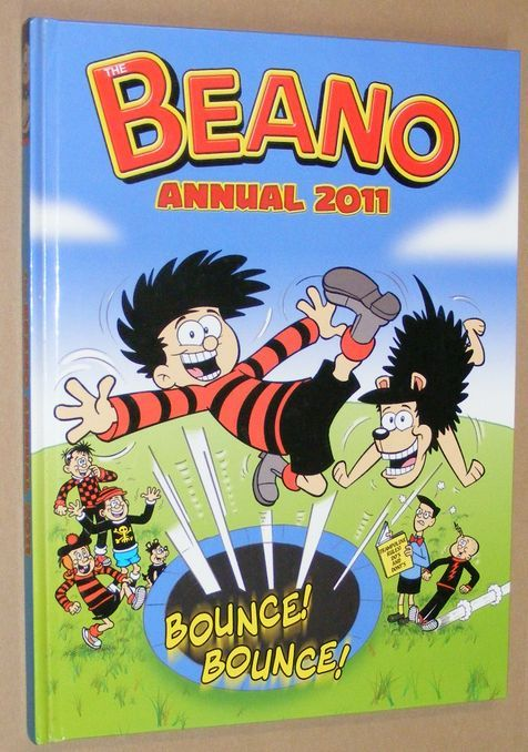 Image for The Beano Annual 2011