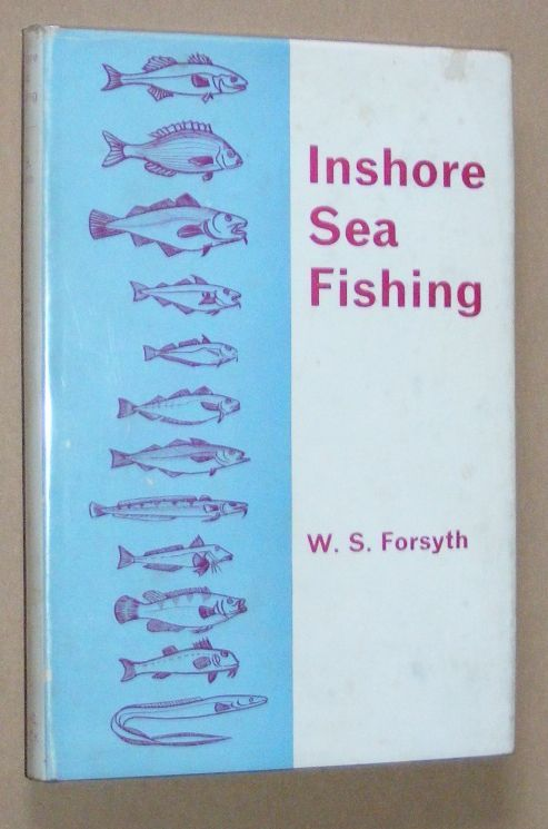 Image for Inshore Sea Fishing: with a chapter on curing, smoking, drying, etc.