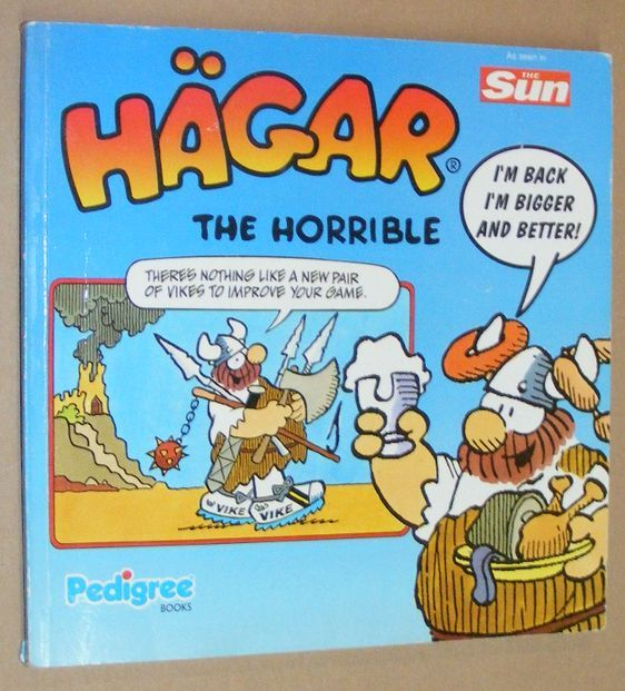 Image for Hägar the Horrible
