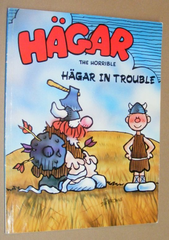 Image for Hägar the Horrible: Hägar in Trouble