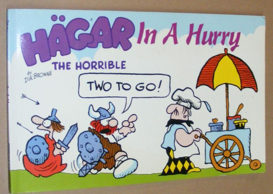Image for Hägar the Horrible in a Hurry
