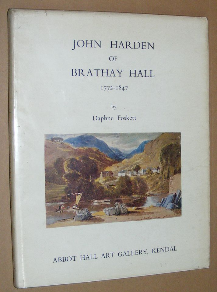 Image for John Harden of Brathay Hall 1772-1847