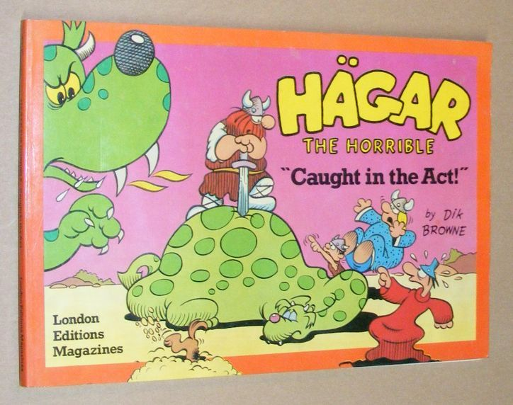 Image for Hägar the Horrible: 'Caught in the Act'