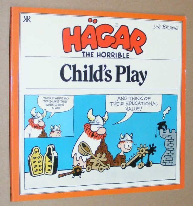 Image for Hägar the Horrible: Child's Play