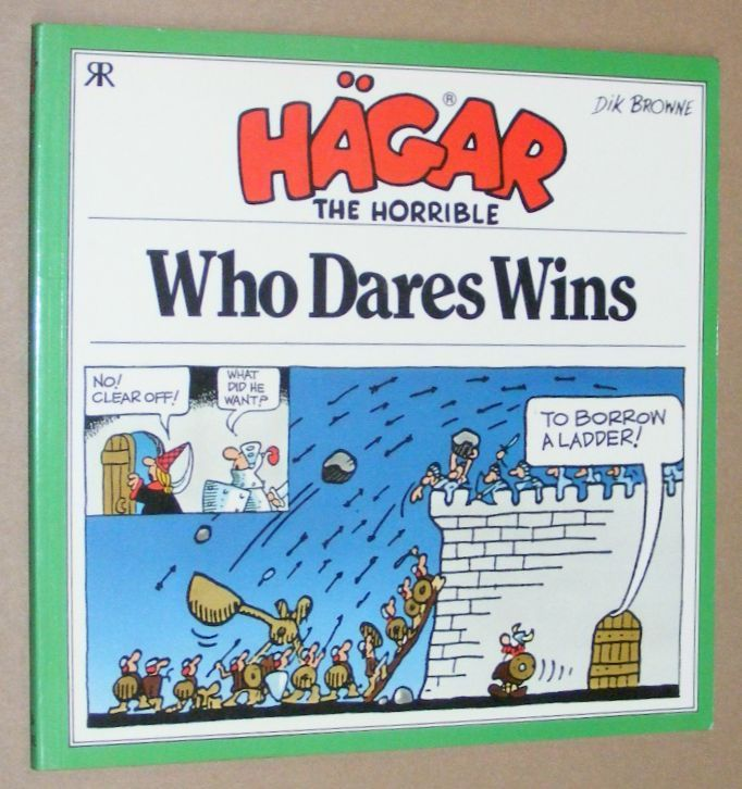 Image for Hägar the Horrible: Who Dares Wins