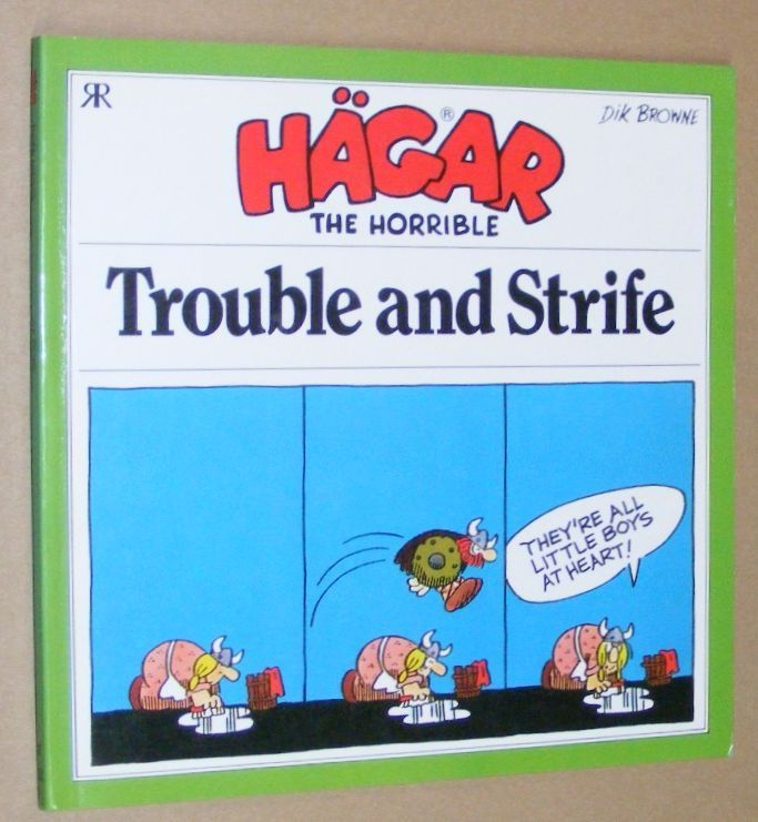 Image for Hägar the Horrible: Trouble and Strife