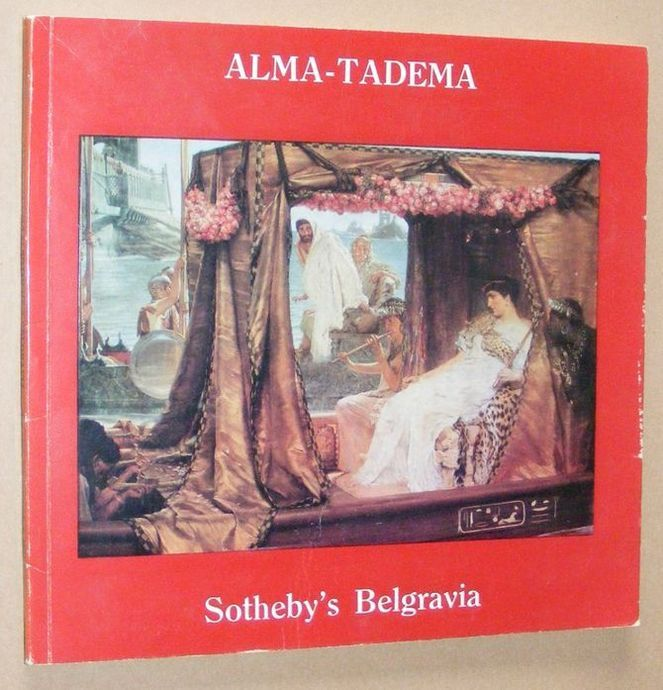 Image for The Allen Funt Collection of Thirty-five Important Works by Sir Lawrence Alma-Tadema, O.M., R.A. which will be sold by auction on 6th November 1973
