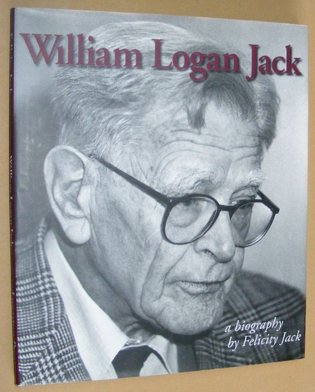 Image for William Logan Jack: a biography