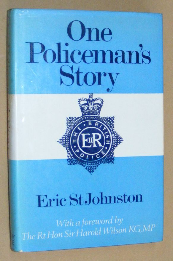 Image for One Policeman's Story