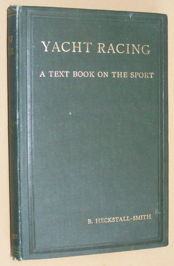 Image for Yacht Racing: a text book on the sport