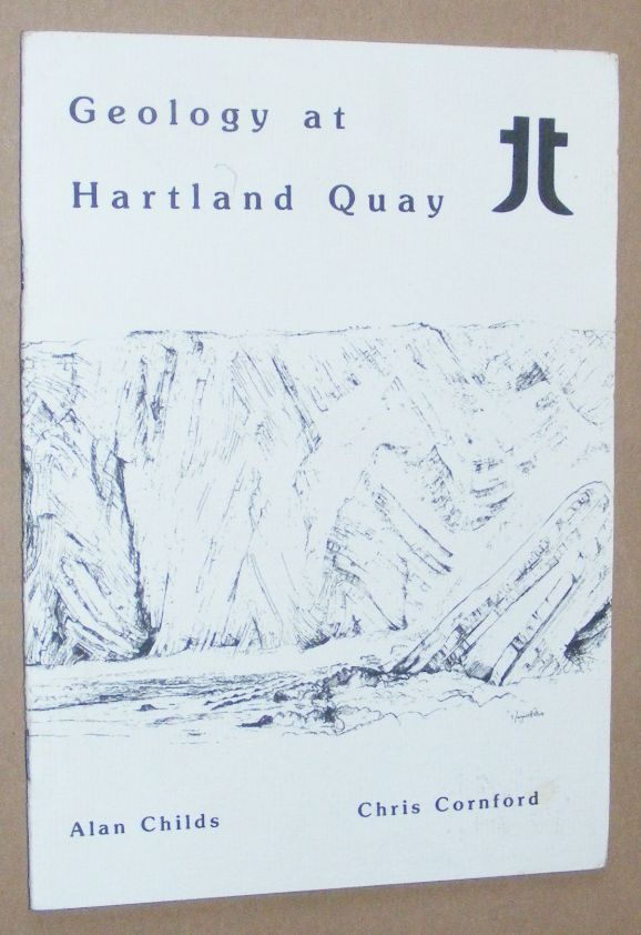 Image for Geology at Hartland Quay (North Devon Thematic Trail No 6)