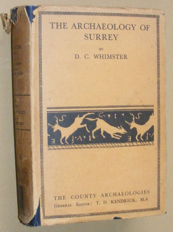 Image for The Archaeology of Surrey (The County Archaeologies)