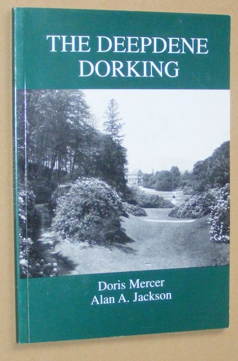 Image for The Deepdene, Dorking, with an additional chapter on the Deepdene Park residential estate