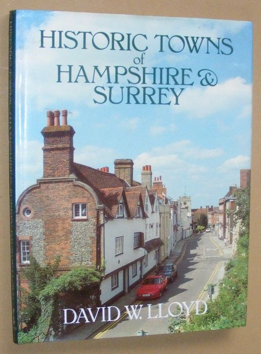 Image for Historic Towns of Hampshire & Surrey