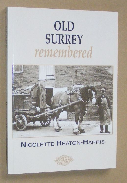 Image for Old Surrey Remembered