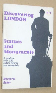 Image for Discovering London: Statues and Monuments