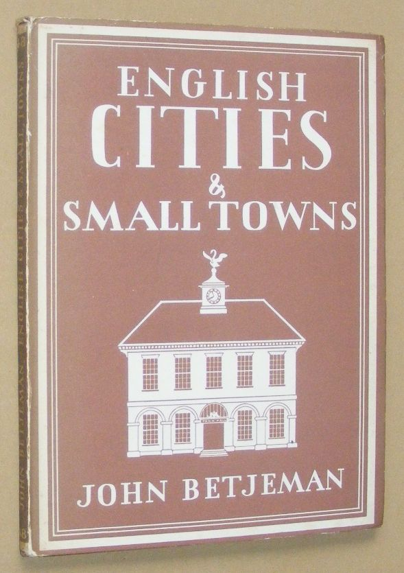 Image for English Cities and Small Towns (Britain in Pictures)