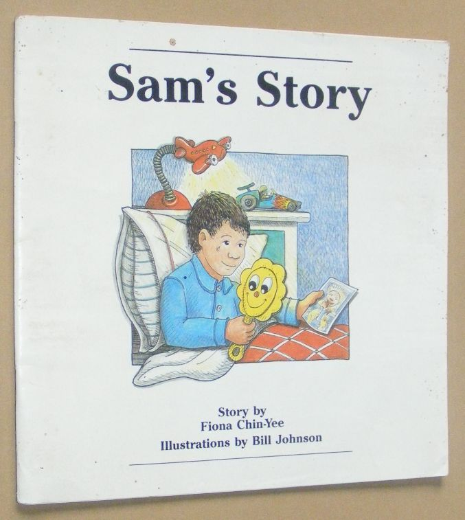 Image for Sam's Story: a story for families surviving Sudden Infant Death Syndrome