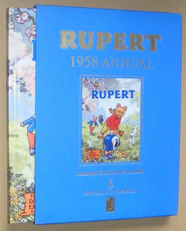 Image for Rupert 1958 Annual Limited Edition Facsimile